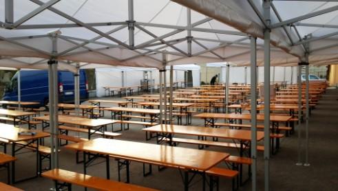 Tavoli E Panche Per Sagre.Affitto Noleggio Tavoli E Panche Set Birreria Abruzzo Marche Lazio